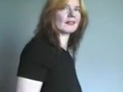 WTF is going on with this girl? Only you can find parts by watching this insane video!