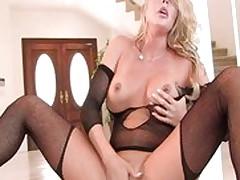 Exotic pornstar Samantha Saint in insane fetish, masturbation xxx movie