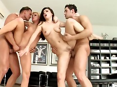 Honey Winter is a sex pro who is ready to enjoy dudes ram rod in her fuck box all night long