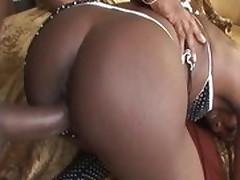 Exotic pornstar Aysha Anderson in crazy big cocks, cunnilingus xxx movie