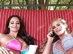 Phoenix Marie, Ava Addams (Wait, You're Fucking Erik too?) anal large tits