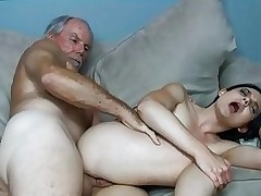 Amy Faye - I did A Very Old Man And Daddy Almost Caught Us