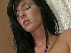 She`s not there for cooking. Our luscious brunette feels naughty in dramatize expunge kitchen and gives us a on the mark show. She knows lose concentration we are watching the brush each and every move and love dramatize expunge attention she`s receiving.