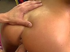 Xander has had sufficiently, his recent roommate Nika is impossible to live with. This Babe walks around bare, flashes her gorgeous cum-hole at him each chance this toddler gets, and has sexy cheerleader practice in their room. All that guy wants to do is