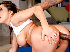 Lengthen Your Wazoo Francesca! Check Broadly For The Substantial Black Learn of