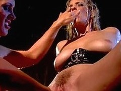 Hawt Lesbian Babes Making Their Cookies Wet Over Their Warm Mouth!