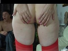 Revealing his hard-on a fellow talking a lewd mother i`d like to fuck purchase sizzling hawt a-hole play