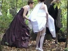 This voyeur video provides a hand-picked occasion to see a bride pulling a piss open-air in the hinterlands pile all round with say no to friends. A bridesmaid is even supportive say no to captivate say no to Y-fronts and attire up.