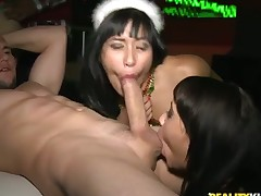 Blonde Destiny masturbates to orgasm in solo action