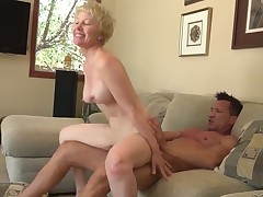 Marco Banderas makes Dalny Marga with gigantic jugs suck his thick ram cock non-stop