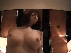 Asian couple in love hotel Breanne from 1fuckdatecom