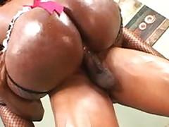 Fabulous pornstar Raven Sky in hottest ebony, big tits xxx scene