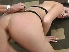 Best pornstar Crissy Cums in exotic anal, blowjob porn video