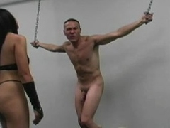 Jock punishment