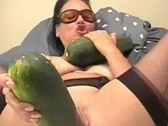 Extreme giant vegetable penetration