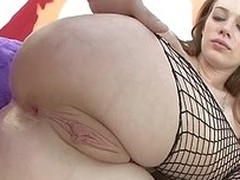 Natalie Moore needs her butt fucked for good! Hardcore Anal!
