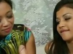 Materfamilias teaches morose daughter however back suck cock vulnerable customer.