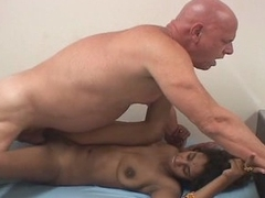 Large tits indian hustler drilled by horny doctor