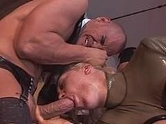Safados Anal fucking and lesbo twat engulfing hardcore fuckfest