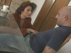 Mature Segretary Go Crazy For Italian Big Cocks - Anal S88